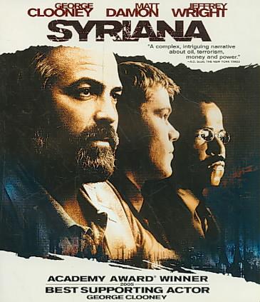SYRIANA BY CLOONEY,GEORGE (Blu-Ray)